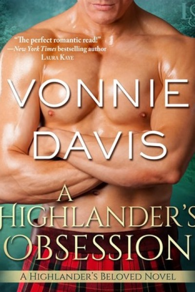 Book Review-A Highlander's Obsession