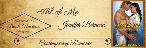 Book Review-All of Me by Jennifer Bernard