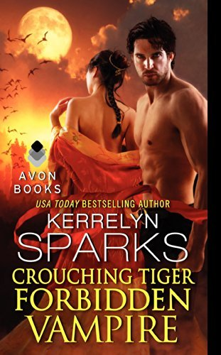 Book Review-Crouching Tiger, Forbidden Vampire