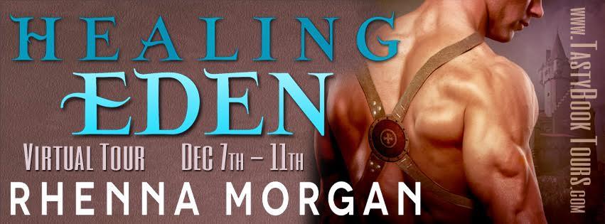 Tasty Book Tour: Review-Healing Eden by Rhenna Morgan