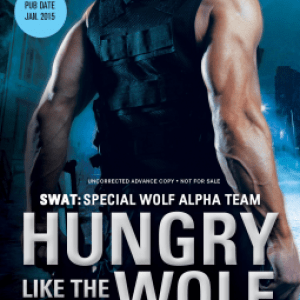 Book Review-Hungry Like A Wolf by Paige Tyler