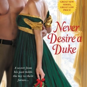 Book Review-Never Desire A Duke by Lily Dalton