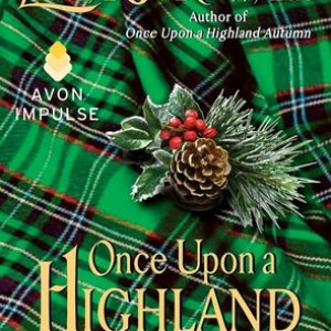 Book Review- Once Upon A Highland Christmas