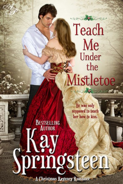 Book Review-Teach Me Under The Mistletoe