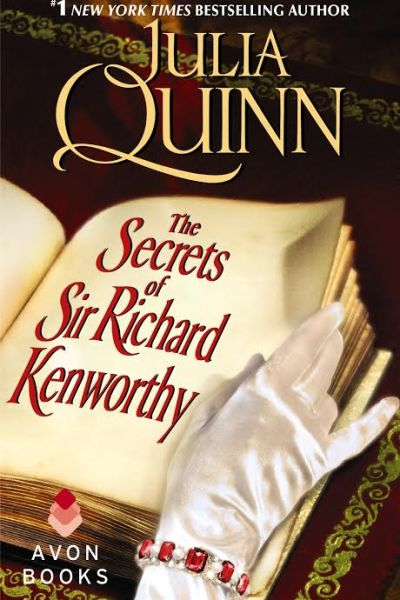 Book Review-The Secrets of Sir Richard Kenworthy