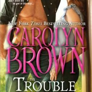 Book Review- The Trouble With Texas Cowboys