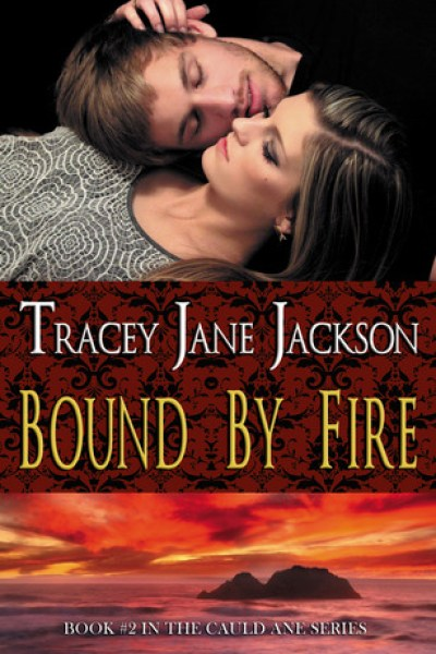 Book Review-Bound by Fire by Tracey Jane Jackson