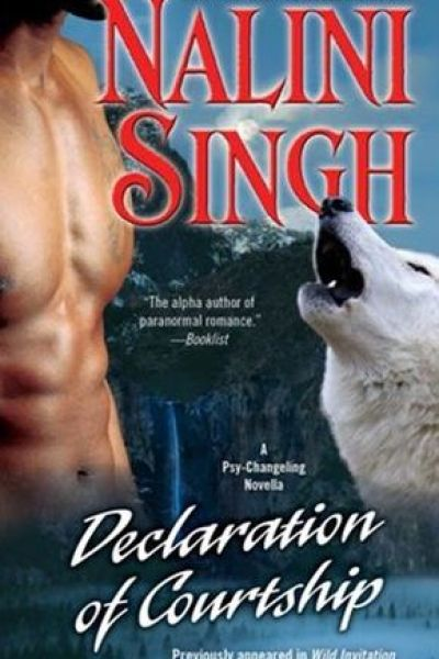 Novella Book Review-Declaration of Courtship by Nalini Singh