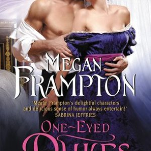 Tasty Book Tours: One Eyed Dukes Are Wild by Megan Frampton
