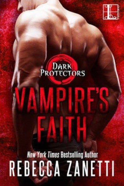 Book Review-Vampire's Faith by Rebecca Zanetti
