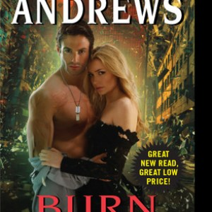 Book Review-Burn For Me by Illona Andrews