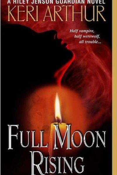 Book Review-Full Moon Rising by Keri Arthur