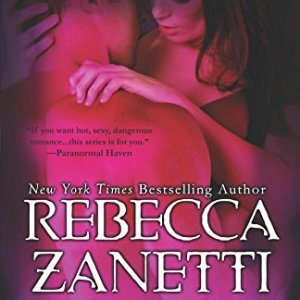 Book Review-Marked by Rebecca Zanetti