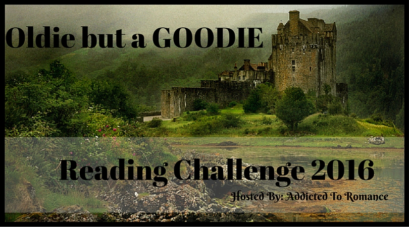 Oldie But A Goodie Reading Challenge Link Up