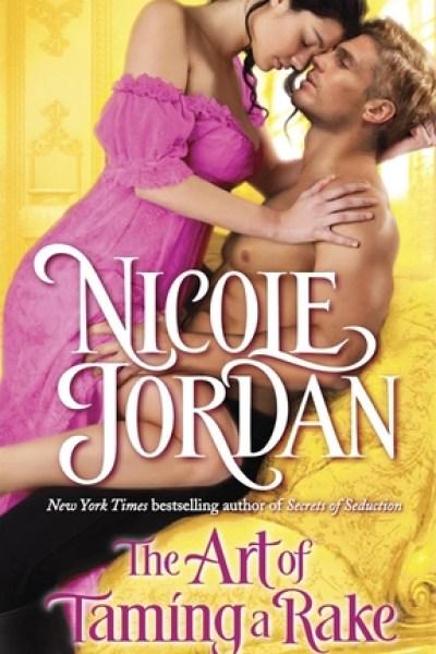 Book Review-The Art Of Taming A Rake by Nicole Jordan