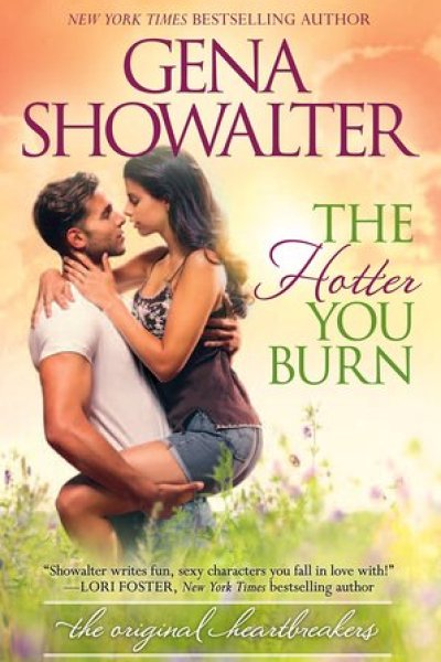 Audio Book Review-The Hotter You Burn by Gena Showalter