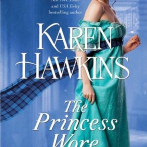 Book Review-The Princess Wore Plaid by Karen Hawkins