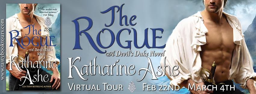 Tasty Books Tour: The Rogue by Katharine Ashe
