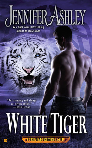 Book Review-White Tiger by Jennifer Ashley