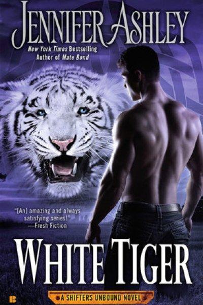 Book Review-White Tiger by Jennifer Ashley