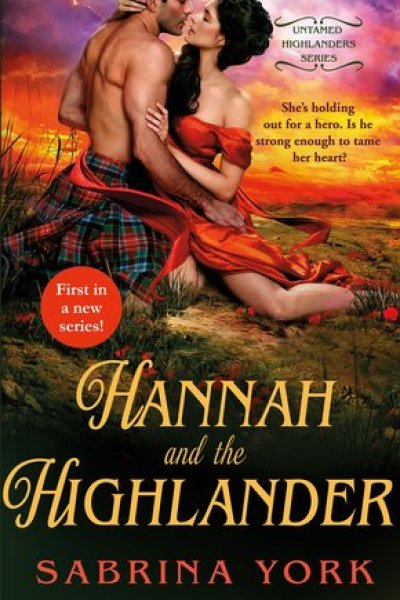 Book Review-Hannah and the Highlander by Sabrina York