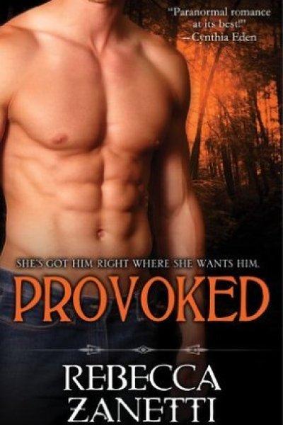 Book Review-Provoked by Rebecca Zanetti