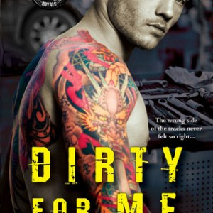 Quickie ARC Book Review-Dirty For Me by Jackie Ashenden