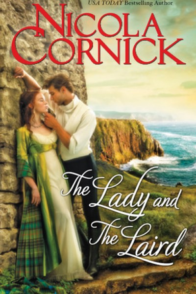 ARC Book Review-The Lady and the Laird by Nicola Cornick