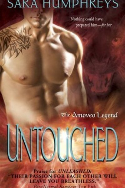 Book Review-Untouched by Sara Humphreys