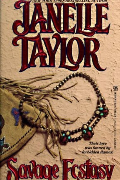 Book Review-Savage Ecstasy by Janelle Taylor