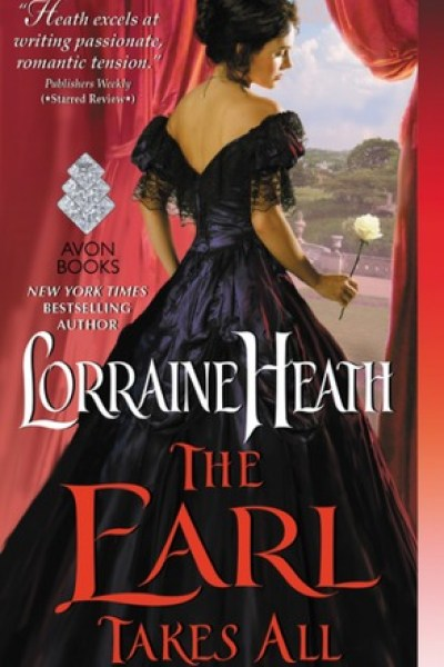Book Review-The Earl Takes All by Lorraine Heath