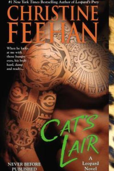 Book Review-Cat's Lair by Christine Feehan