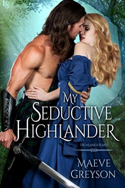 ARC Book Review-My Seductive Highlander