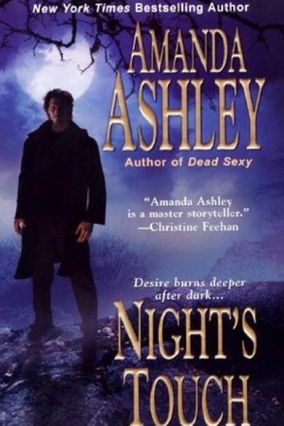 Book Review-Night's Touch by Amanda Ashley