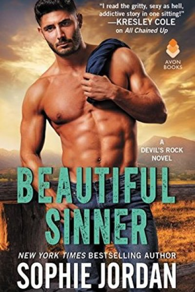 Book Review-Beautiful Sinner by Sophie Jordan