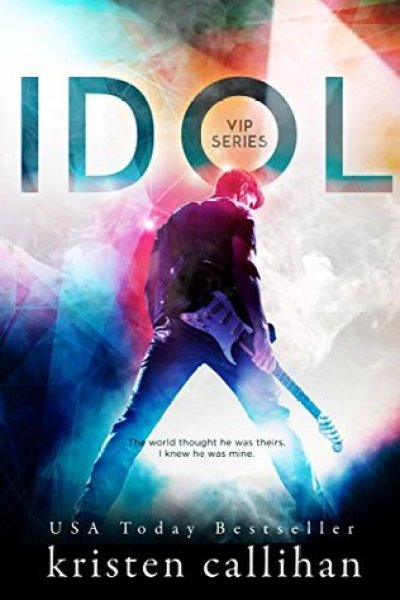 Book Review-Idol by Kristen Calliahan