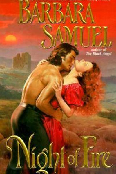 Book Review-Night Of Fire by Barbara Samuel