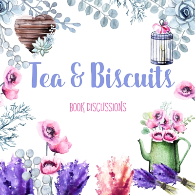Tea and Biscuits Book Discussions: Authors I am Thankful For
