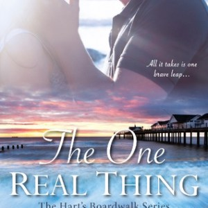 Audio Book Review-The One Real Thing by Samantha Young