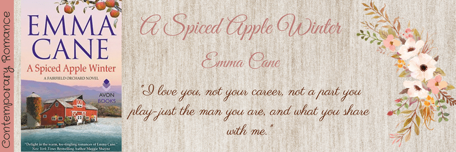 Book Review-Spiced Apple Winter by Emma Cane