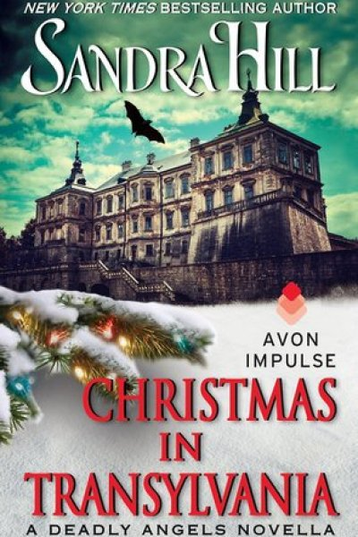 Book Review-Christmas in Transylvannia by Sandra Hill