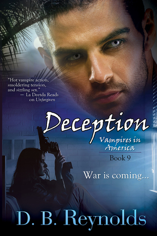 ARC Book Review-Deception by D.B. Reynolds