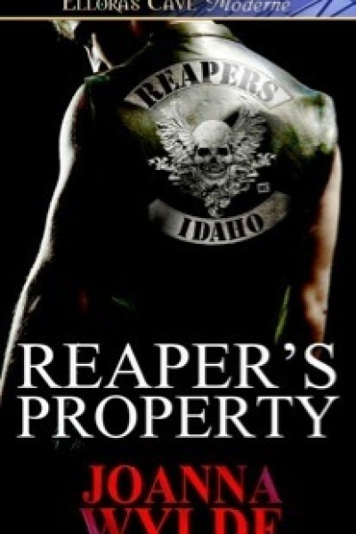 Book Review-Reaper's Property by Joanna Wylde