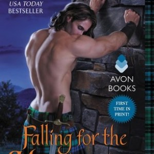 Book Review-Falling For The Highlander by Lynsay Sands