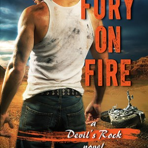 Book Review-Fury on Fire by Sophie Jordan