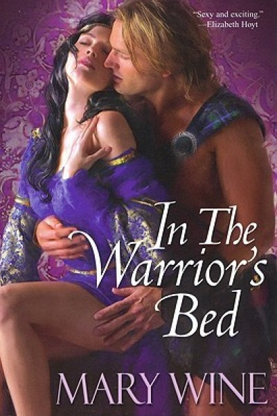 Book Review-In The Warrior's Bed by Mary Wine