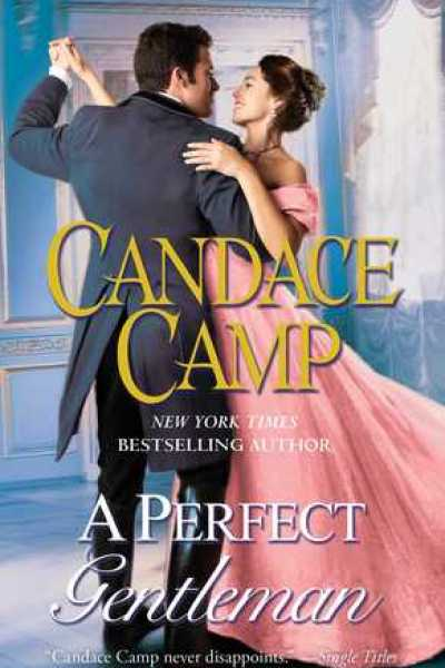 Book Review-A Perfect Gentleman by Candace Camp