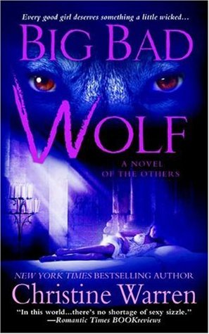Book Review-Big Bad Wolf by Christine Warren
