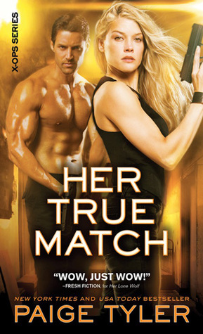 Book Review-Her True Match by Paige Tyler