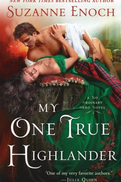 Book Review-My One True Highlander by Suzanne Enoch